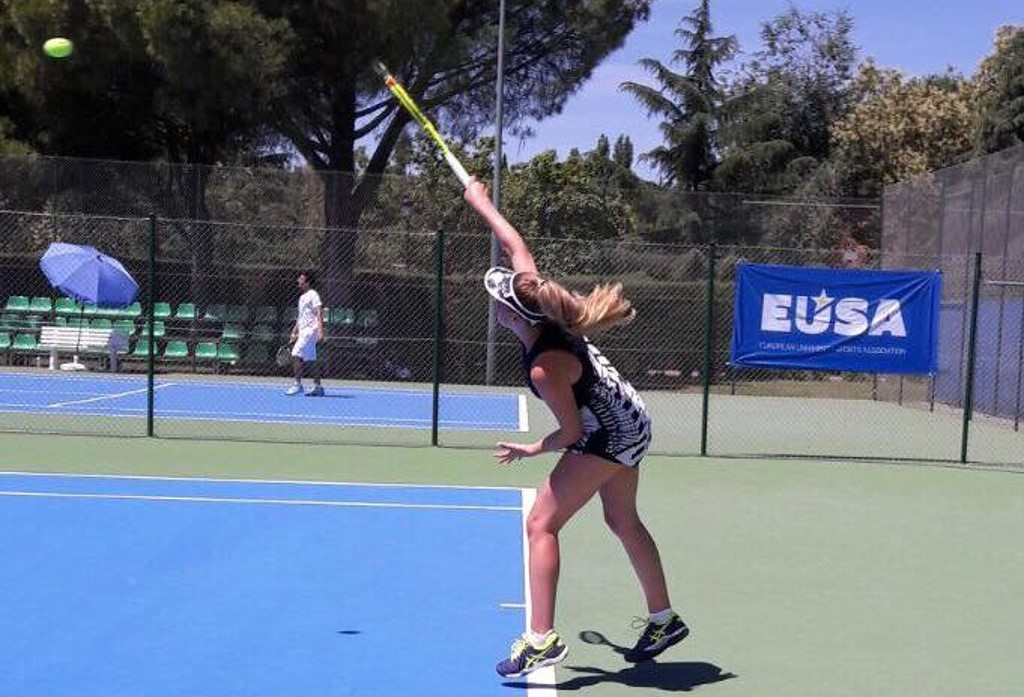 European Universities Tennis Championship 2017 concluded